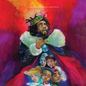J Cole New Album – KOD (2018) Download full Album MP3 CD Free Songs