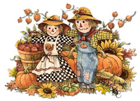 scarecrow personalities