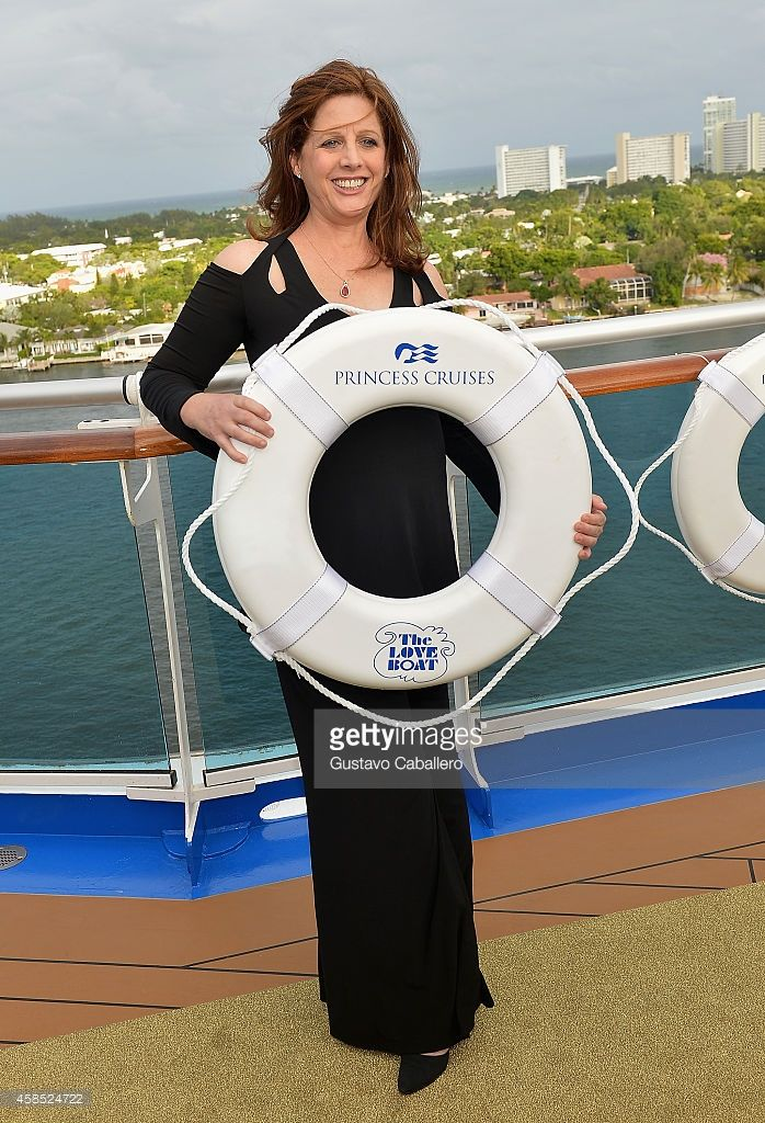 Tracy Nelson Love Boat Reunion | Tracy Nelson attends Love Boat Cast Christening Of Regal Princess ...