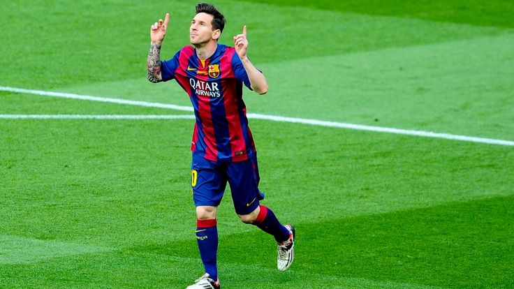 Come on. That's unfair. #MessiDefense #AwesomeLionel