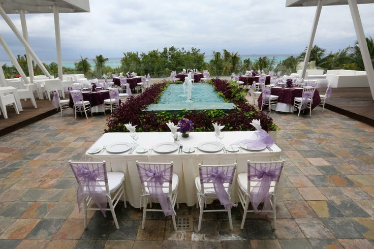 Sandos Caracol Wedding Package Emerald Breeze!