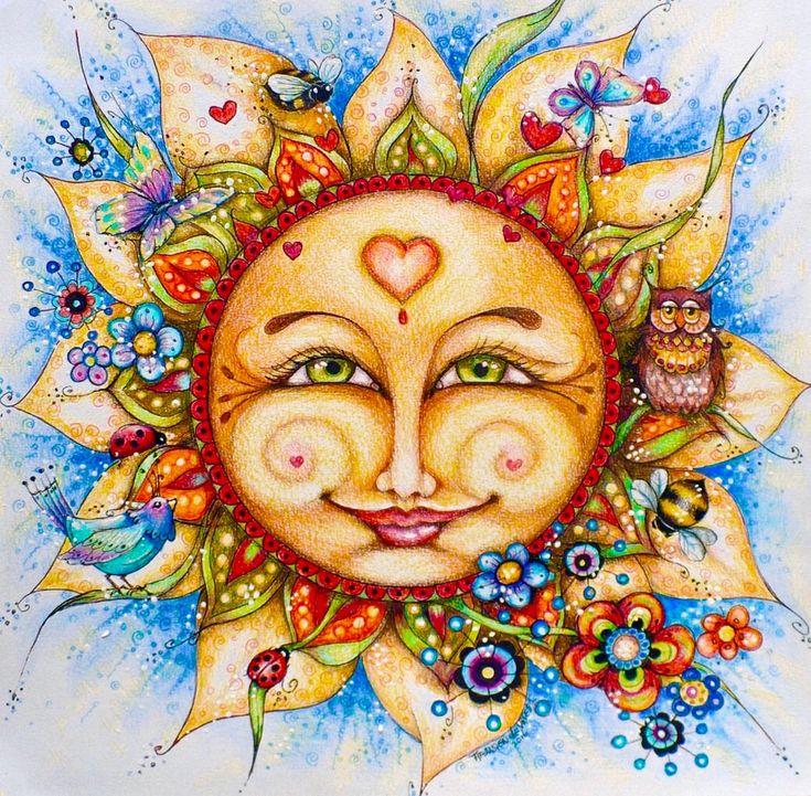 Puede tu luz darme calor igual que el sol