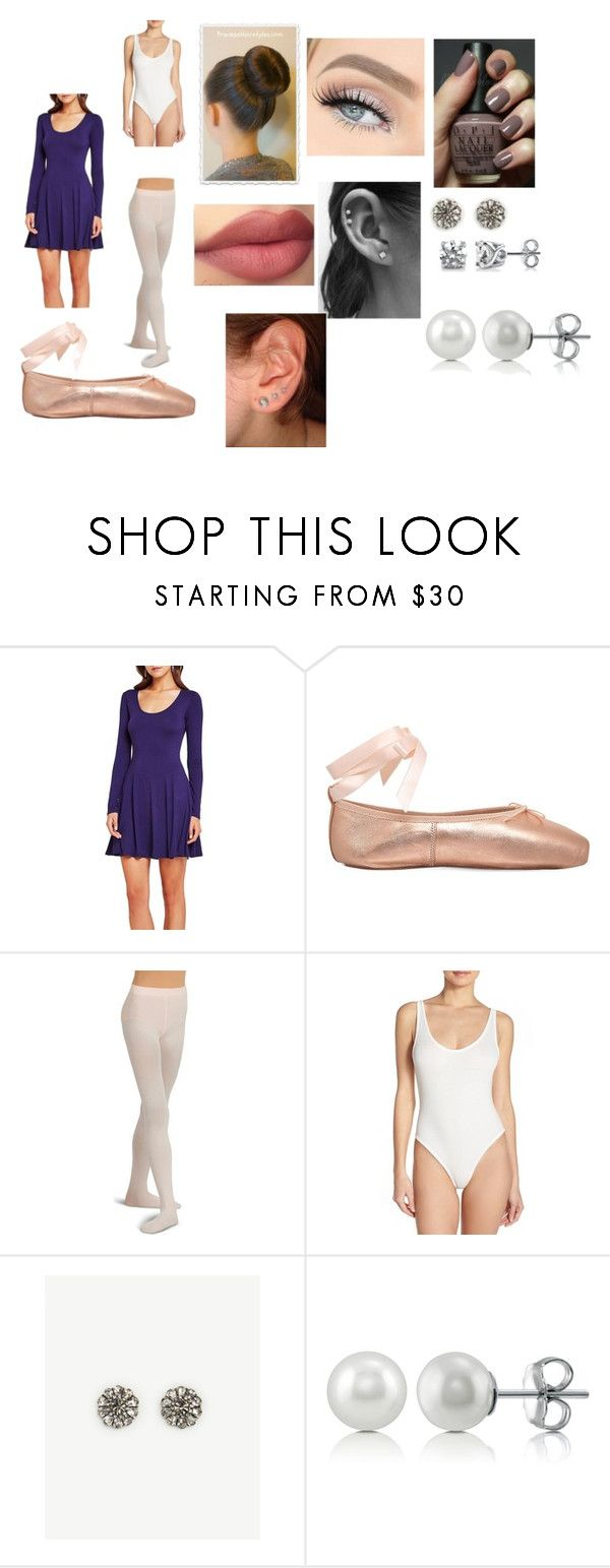 """Teaching Ballet"" by madio5995 ❤ liked on Polyvore featuring BCBGeneration, Opera National de Paris, Capezio Dance, Free People, GET LOST, Ann Taylor and BERRICLE"