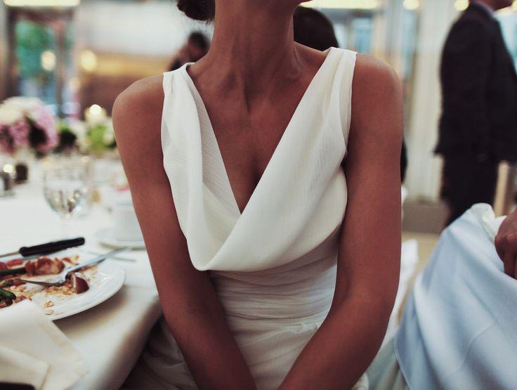 beautiful necklines..