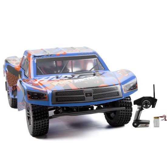 WL Toys Pathfinder 2.4GHz 1:12 Electric RC Truck