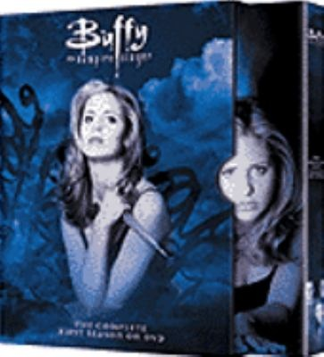 Buffy the Vampire Slayer: the complete first season (DVD).