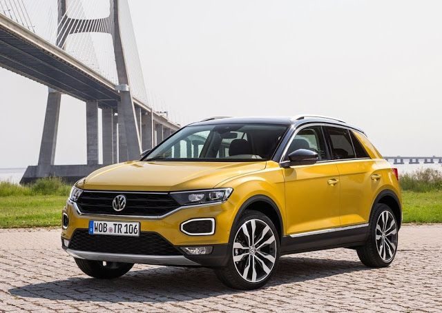 2018 Volkswagen T Roc Volkswagen Cars Uk Volkswagen Car