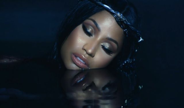 Watch Nicki Minajs New Video For Regret In Your Tears Nicki Minaj is putting her aggressive bars on hold for a moment while she steers her ship in a different direction.