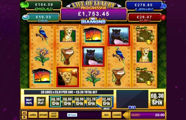 Fire & Ice Slot Machine - Play Online for Free Now