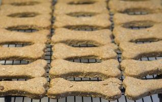 """Selling dog treats made in your home  is a """"kitchen table"""" enterprise."""