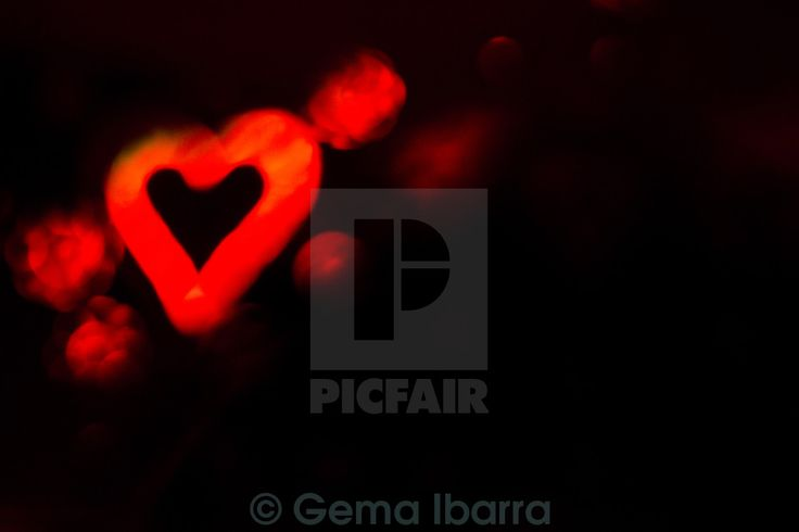 """Red heart. Valentines day."" by Gema Ibarra at Picfair"