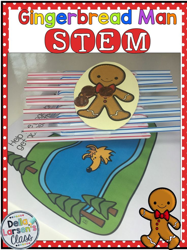 This gingerbread STEM challenge is perfect for young engineers working together or alone in centers this Christmas. A great addition to your unit on gingerbread this December. This resource uses the engineering design process to use critical thinking to solve problems all winter. Your kids will have fun building a boat, a bridge and a hideout for the gingerbread man. Each challenge has a bonus challenge to help differentiate. Make this holiday season fun with hands on STEM activities.