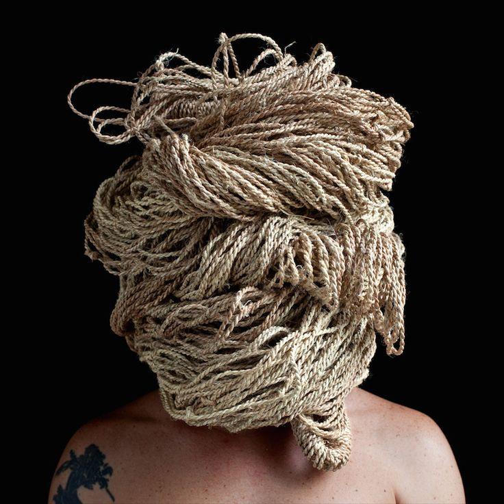 Unsusual Self-Portraits by Edu Monteiro   iGNANT.de