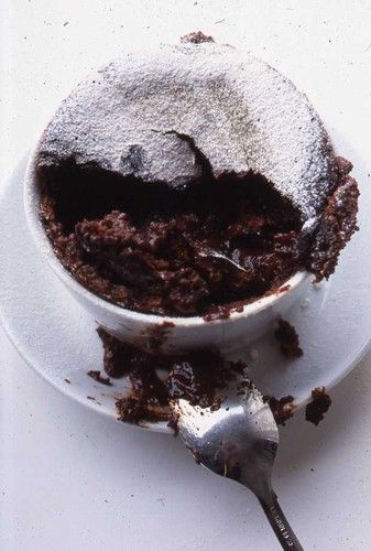 Nigel Slater's Hot Chocolate Pudding.