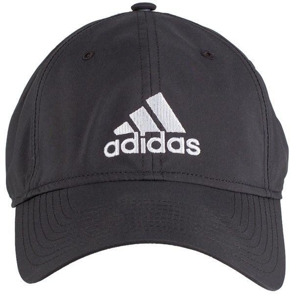 Adidas Sport Performance Perc Cap Logo ($20) ❤ liked on Polyvore featuring accessories, hats, fillers, headwear, accessories sport, sports fashion, womens-fashion, logo hats, sport caps and logo caps