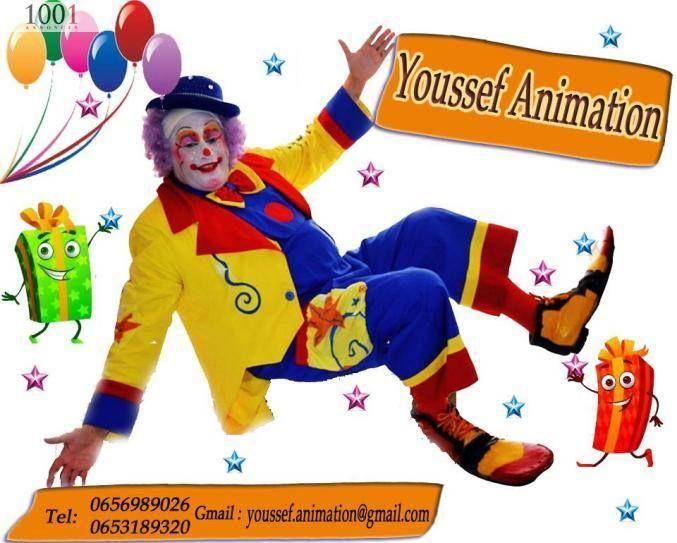 GSM  0661268838 + 0656989026  Vous proposent juin animation Avec thème for your Boutique Tous Événements. Vous bénéficierez DE PLUSIEURS services: Animation Dj, clown, Magie, jonglerie, Mascottes, Maquilleuse, Equipe d'acrobate danseur, Géants, Spectacle de feu, ET Pleines d'Autres surprises, ... Notre Équipe maintiendra juin écoute attentive à Votre doléance verser œuvrer Anniversaire au, Événement scolaire, fête Mieux Evénements de Vos. Nous Contactez.