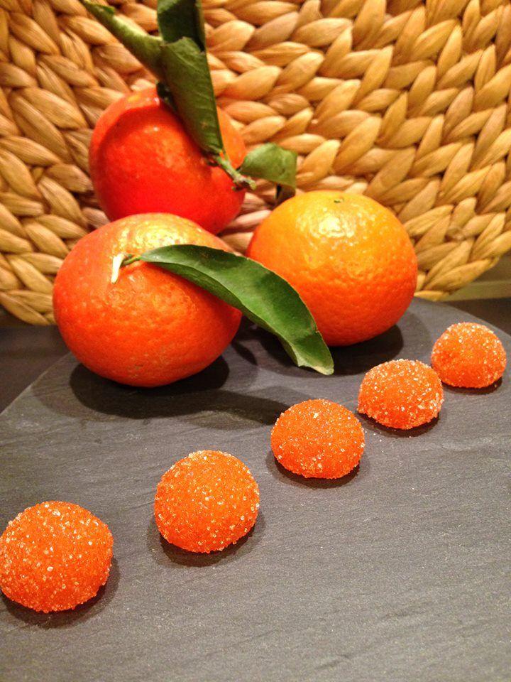 Gelatine di clementine
