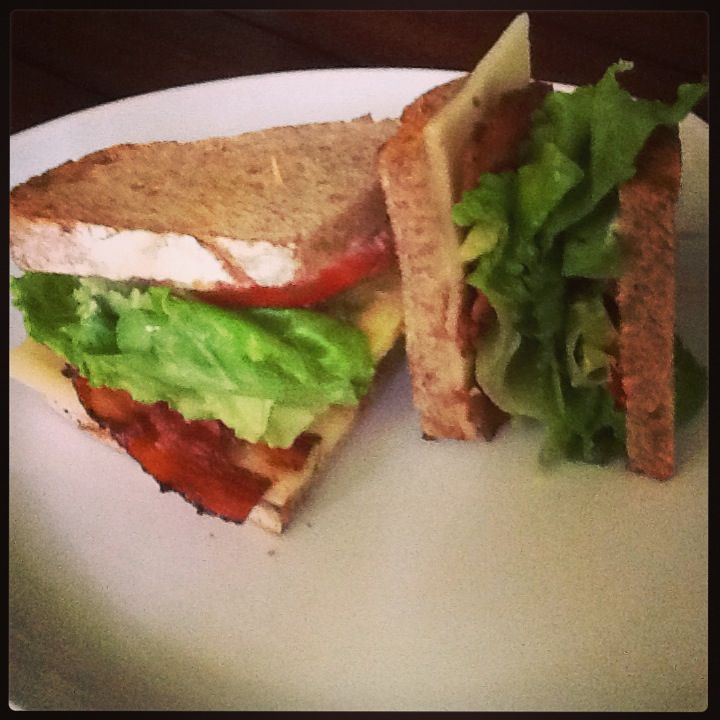 Avocado BLT | Anyone can cook | Pinterest