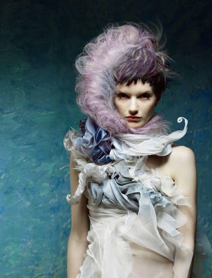 Yuto Kaminazuki is Japanese Hair Designer see more info @ kaminazuki.com