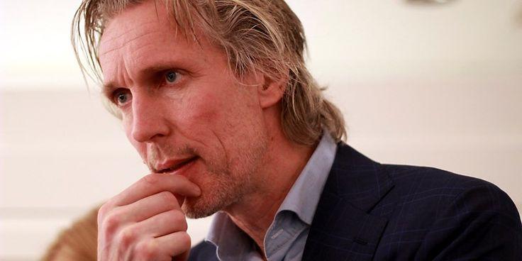 """Bastiaan """"Bas"""" Bloem, professor i neurologi, Radboud University Nijmegen Medical Centre och  grundare av Parkinsonnet."""
