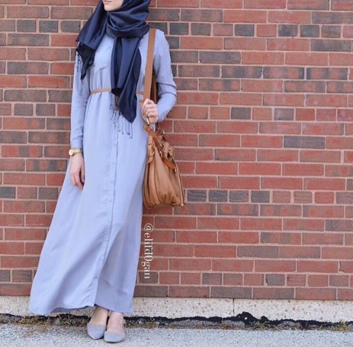 Hijab outfits <3 Pinterest @Mumti barkhad