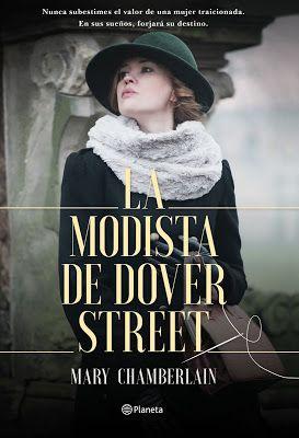 La modista de Dover Street, de Mary Chamberlain.