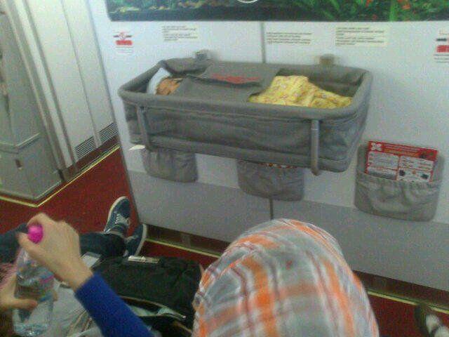 Sofia Fardhani On Bassinet Asia And Flights