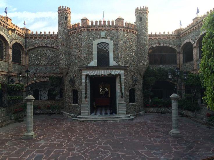 Castillo Santa Cecilia - Guanajuato