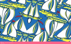 Old but so in love with this print.: Lilly Prints, Lilly Pulitzer, Lilly Patterns, Pulitzer Prints, Desktop Backgrounds, Lilies Pulitzer, Boats Prints, Lilly Sailboats, Sailing Boats