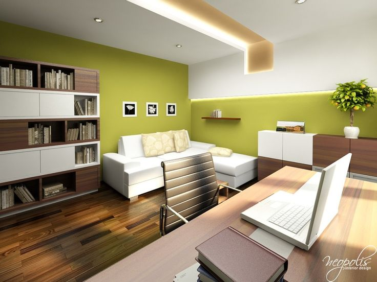 Colorful Modern Apartment in Kremnica, Slovakia by Neopolis