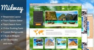 Midway-WordPress-Theme