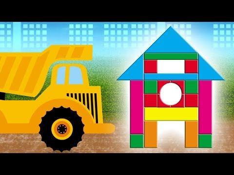 Kolory i kształty po polsku dla dzieci | CzyWieszJak - YouTube