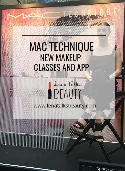 MAC Technique - new makeup classes and app - Lena Talks Beauty (scheduled via http://www.tailwindapp.com?utm_source=pinterest&utm_medium=twpin&utm_content=post112582793&utm_campaign=scheduler_attribution)