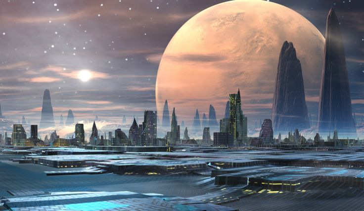 Universe's First Life May Have Emerged On Alien-Habitable Planets Made Of Diamond
