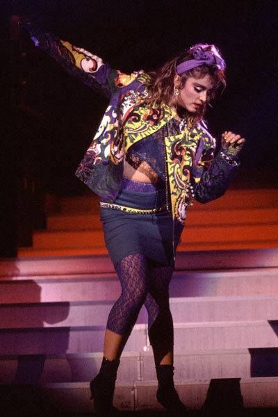 Madonna Dress You Up Like A Virgin Tour 1984. One of my favorite Madonna 80's Era songs for sure.  Whats your favorite Madonna 80's song? Like and repin. #madonna #madonna80's #madonnadressyouup