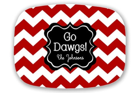 Personalized Family Platter  Georgia by BlueBirdGiftCompany, $40.00