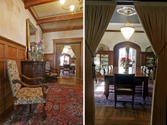 Tudor Interior Beautiful Wainscoting Tudor Cottages And