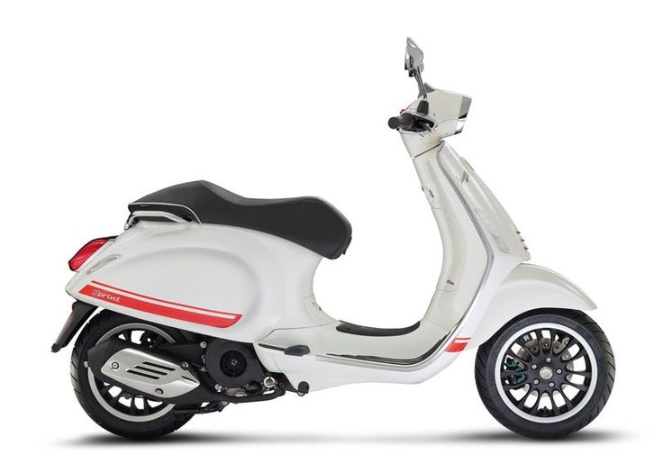 2014 Vespa Sprint More