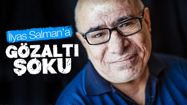 İlyas Salman'a gözaltı şoku!  http://www.ilkelihaber.com/ilyas-salman-a-gozalti-soku/