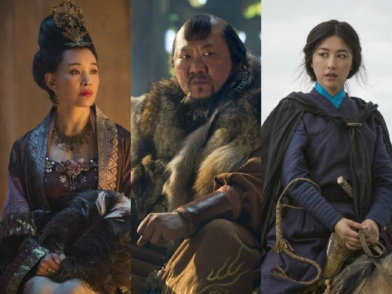 'Marco Polo': Netflix's Critical Flop that Dared to be Diverse - The Atlantic