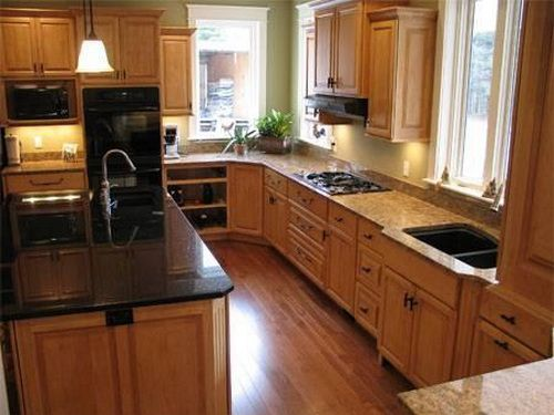 Amish Kitchen Cabinets Pictures