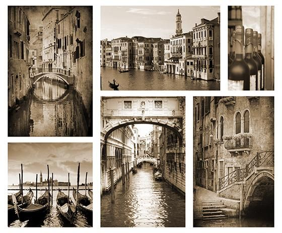 Dimanche Venice Wall Art - homedecorator.com | House | Pinterest ...