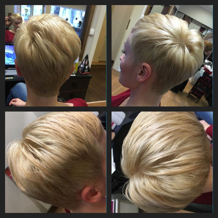 #MatrixGlobal #ShortCut #Pixie #Blonde #patkospy