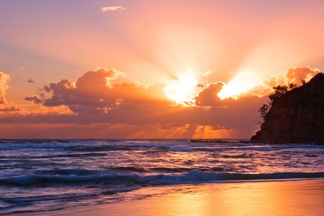 Mooloolaba Sunburst, Mooloolaba, QLD, Australia