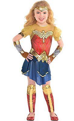 Toddler Girls Superhero Costumes - Party City