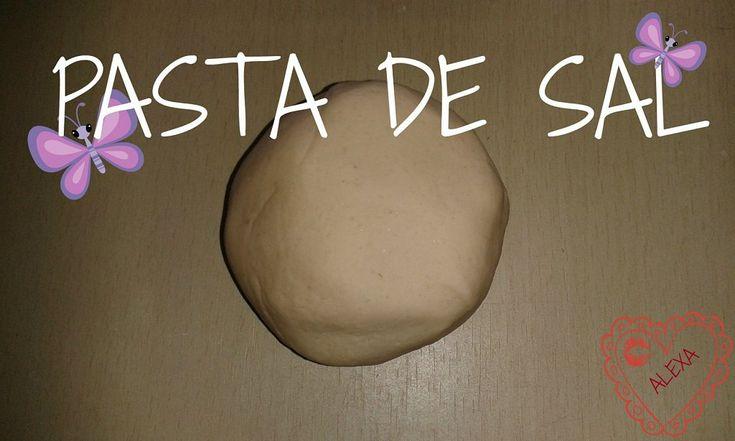 Crea tus propios materiales: Pasta de sal, paso a paso