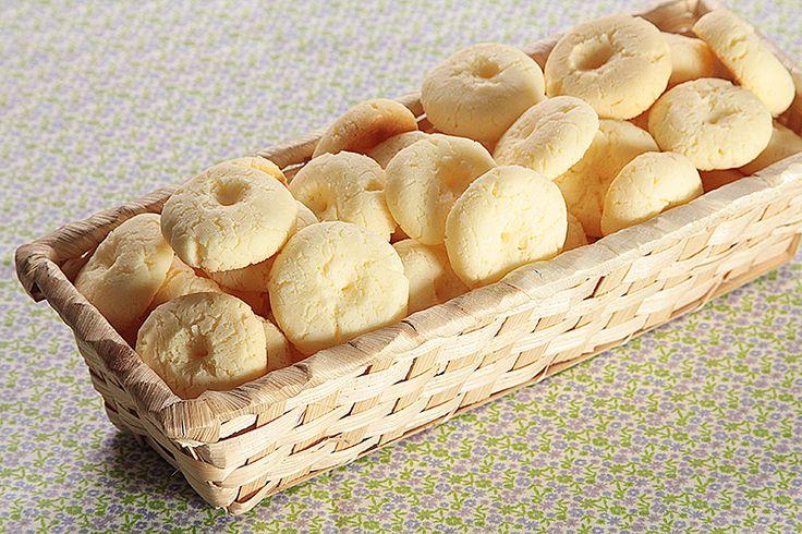 Receita fácild e biscoitinho rapidinho de maizena do Naminhapanela.com | Receitas e Gastronomia