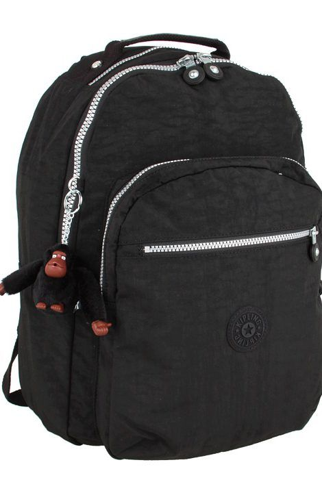 Kipling Seoul Backpack with Laptop Protection (Black) Backpack Bags - Kipling, Seoul Backpack with Laptop Protection, BP3020-001, Bags and Luggage Backpack, Backpack, Bag, Bags and Luggage, Gift - Outfit Ideas And Street Style 2017
