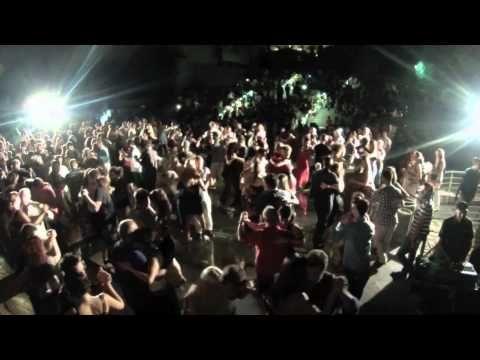 VISIT GREECE  Oficcial Opening Tango Acropolis 2013