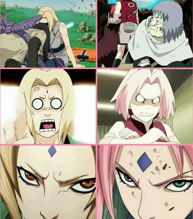 Naruto hentai: Tsunade nude fuck - Hentai Naruto